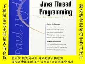 二手書博民逛書店Java罕見Thread ProgrammingY364682 Paul Hyde Sams 出版1999