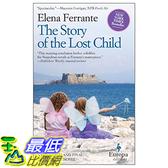 [106美國直購] 2017美國暢銷兒童書 The Story of the Lost Child: Neapolitan Novels, Book Four Paperback