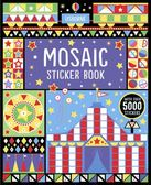 Mosaic Sticker Book 拼貼大貼紙書