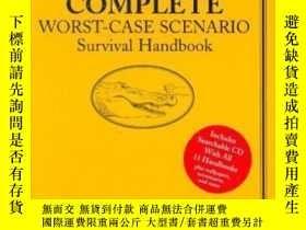 二手書博民逛書店The罕見Complete Worst-case Scenario Survival HandbookY364