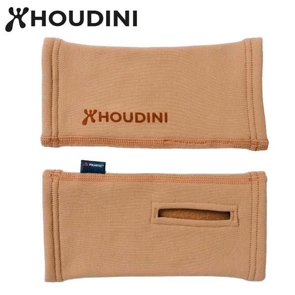 瑞典【Houdini】Power Wrist Gaiters 中性保暖手套 牛奶糖