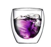 日本帶回~Bodum PAVINA 雙層玻璃杯 250ml (2個/組)