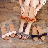 拖鞋女夏室內居家亞麻家居家用辦公室可愛軟底地板防滑涼拖鞋【七夕節好康搶購】