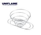 丹大戶外【UNIFLAME】不鏽鋼咖啡濾架(寬版)-二杯 U667767