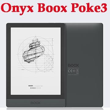 【現貨】Onyx Boox Poke3 6吋最強開放性 電子閱讀器 Android10 八核 有google play 可載APP