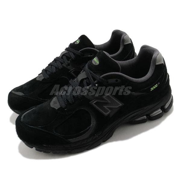 New Balance 2002R CNY 黑 綠 全尺寸 反光 男鞋 女鞋 NB 亞製【ACS】 ML2002ROD