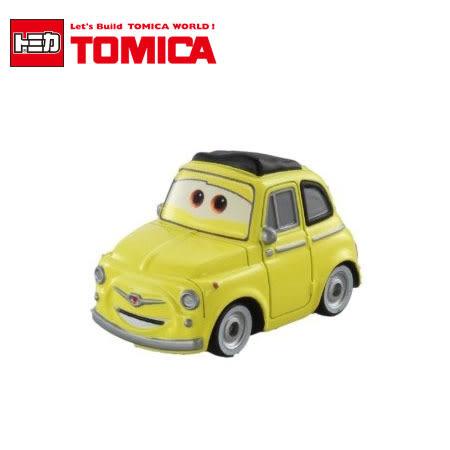 日貨 TOMICA CARS 汽車總動員 卡布 C-12 多美小汽車 閃電麥坤 皮克斯 迪士尼 日本進口