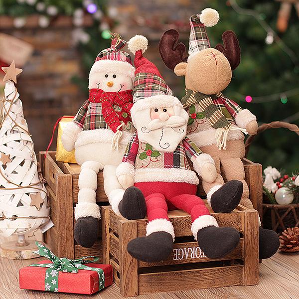 聖誕禮品44  聖誕樹裝飾品 禮品派對 裝飾 聖誕襪 禮物袋