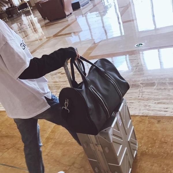 旅行袋 短途輕便旅行包女大容量健身包男瑜伽包jey-快速出貨