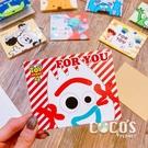 正版授權 迪士尼立體卡片 玩具總動員 叉奇胡迪三眼怪 小卡片 生日卡 萬用卡片 卡片 COCOS DA030