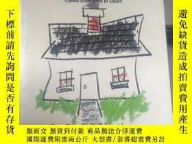二手書博民逛書店And罕見They Built A CROOKED HouseY