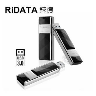 【RiDATA錸德】 HD9 寶石碟 32GB 隨身碟 USB3.0 /個 (顏色隨機出貨)
