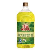 泰山歐式果實健康調合油2L【愛買】