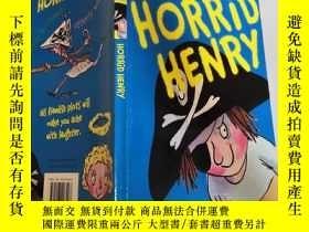 二手書博民逛書店horrid罕見henry 可怕的亨利。Y200392