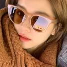 秀智同款墨鏡年度最新網紅款潮流行百搭抗UV時尚太陽眼鏡 72780