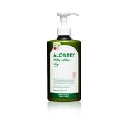 ALOBABY Milky Lotion Big Bottle 寶寶牛奶潤膚乳液(重量瓶) 380ml AL1111