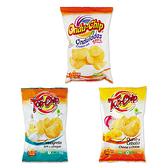 飛寶Flaper TOP CHIP洋芋片(洋蔥起司/海鹽油醋/波浪造型)