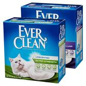 《缺貨》【寵物王國】【免運費】EVER CLEAN藍鑽25磅系列 x2盒超值組合