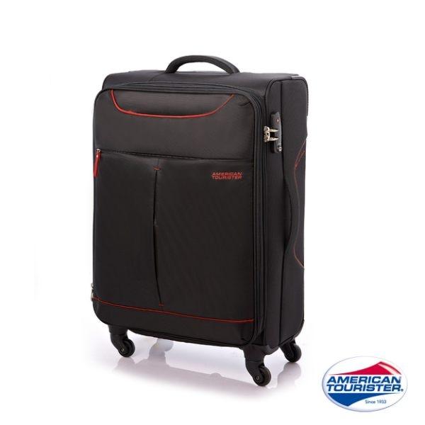 AT 美國旅行者 Sky 輕量 商務 可擴充加大 布箱 旅行箱 31吋 行李箱 25R