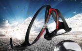 腳踏車水壺架 碳纖維腳踏車水壺架18g 山地車公路車單車騎行裝備配件 卡菲婭
