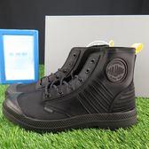 【iSport愛運動】Palladium 高統靴 PAMPA AMPHIBIAN 正品 75988035 男款 黑