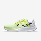 Nike Air Zoom Pegasus 38 [CW7356-700] 男 慢跑鞋 小飛馬 運動 休閒 緩震 螢光黃