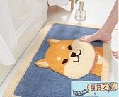 浴室防滑墊 門墊臥室進門家用地毯吸水墊子好衛生間地墊【風鈴之家】