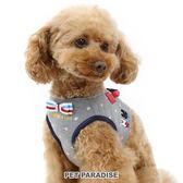 【PET PARADISE 寵物精品】Gaspard et Lisa 星星滿版外出胸背帶【SS】 寵物胸背帶