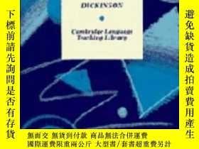 二手書博民逛書店Self-instruction罕見In Language Learning (cambridge Languag