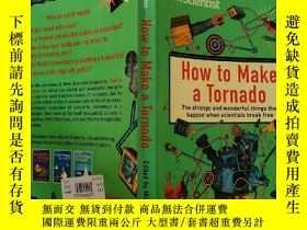 二手書博民逛書店How罕見to Make a Tornado:如何制造龍卷風Y200392