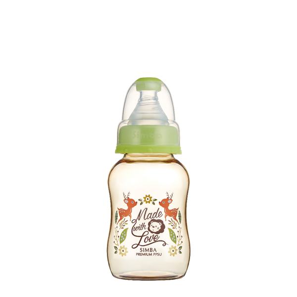 Simba小獅王辛巴 - 桃樂絲 - PPSU標準葫蘆小奶瓶150ml