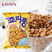 韓國 CROWN Jollypong 美味麥仁 74g 麥仁 甜麥仁 小麥餅乾 小麥 餅乾 沙拉 牛奶 早餐