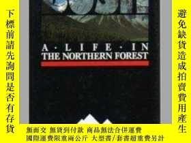 二手書博民逛書店Beating罕見Around the Bush: A Life in the Northern Forest-繞