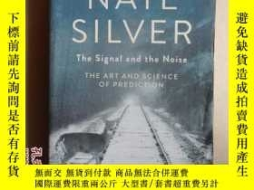 二手書博民逛書店The罕見Signal and the Noise(英文原版)Y171402 Nate Silver Peng