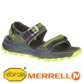 【MERRELL 美國】CHOPROCK STRAP男多功能健行鞋『橄欖綠』48795 功能鞋.多功能鞋.休閒鞋