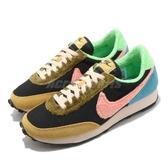 Nike 休閒鞋 DBreak 黑 彩色 女鞋 麂皮 毛料 Daybreak 【ACS】 DC3275-064