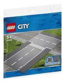 樂高LEGO CITY 直線道和T型路口 60236 TOYeGO 玩具e哥