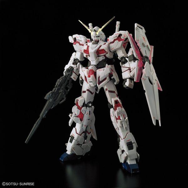 【小福部屋】【獨角獸高達】日本BANDAI RG 機動戰士鋼彈組裝模型 1/144 UC 預塑模型【新品上架】