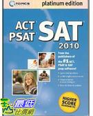 [美國直購 ShopUSA] SAT/ACT/PSAT $1910