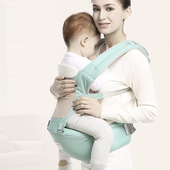 嬰兒背帶嬰兒背帶腰凳四季多功能通用 寶寶神器坐凳前抱式小孩子抱帶腰登