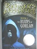 【書寶二手書T3/原文小說_BPZ】The Ruins of Gorlan_Flanagan, John