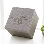 大號正方形禮品盒精美生日禮物盒