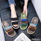 拖鞋女外穿2020新款夏季時尚百搭可濕水網紅沙灘運動涼拖鞋ins潮 618購物節