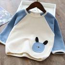 兒童長袖T恤2019春秋季新款韓版女童秋裝洋氣寶寶純棉寬鬆打底衫