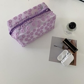 2021新款化妝收納包洗漱包 可愛大容量化妝包女便攜 橙子精品