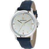 ★MASERATI WATCH★-瑪莎拉蒂手錶-皮錶帶-R8851125006-錶現精品公司-原廠正貨-