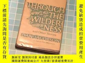 二手書博民逛書店Through罕見the Wilderness and Othe