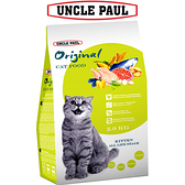 【UNCLE PAUL】保羅叔叔田園生機貓食 2kg(幼貓 全齡用)
