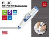 日本PLUS 智慧型滾輪修正帶(6mm)-WH-606《Midohouse》
