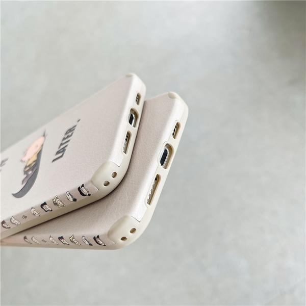 躺勾勾史努比查理布朗 適用 iPhone12Pro 11 Max Mini Xr X Xs 7 8 plus 蘋果手機殼